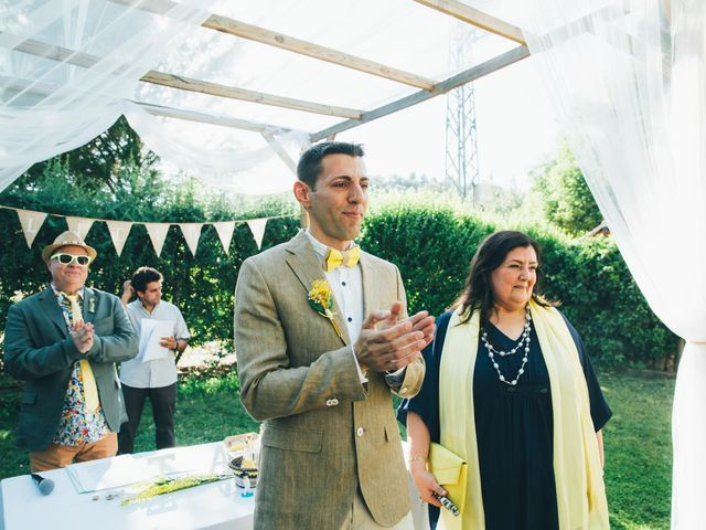 La boda de Álvaro y Eva en Sepulveda, Segovia 29