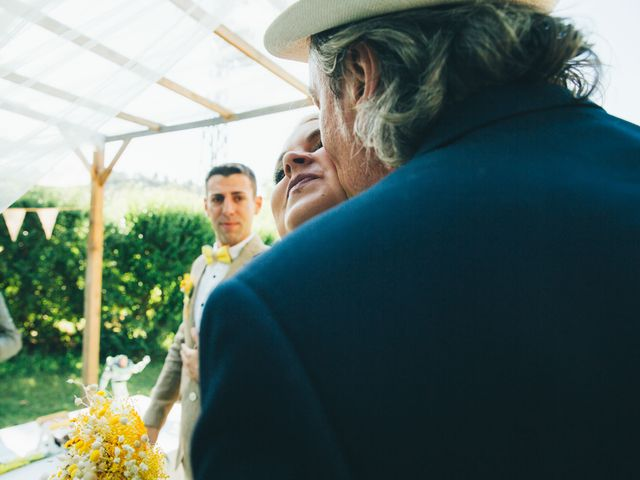La boda de Álvaro y Eva en Sepulveda, Segovia 30
