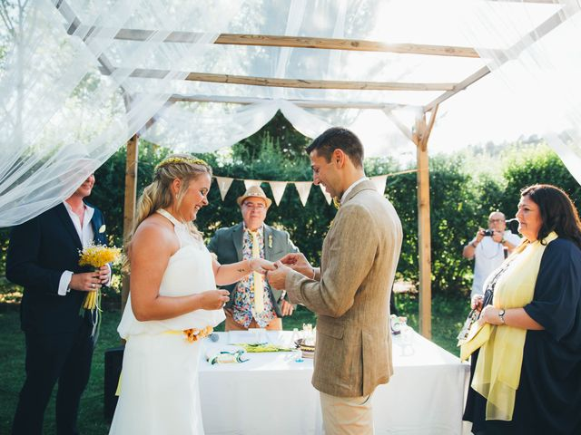 La boda de Álvaro y Eva en Sepulveda, Segovia 37