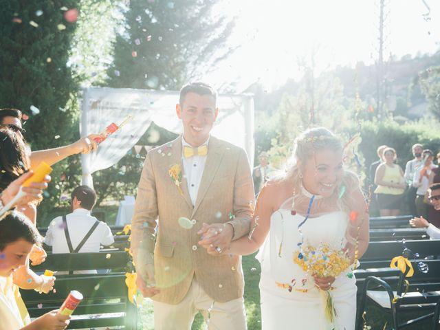 La boda de Álvaro y Eva en Sepulveda, Segovia 48
