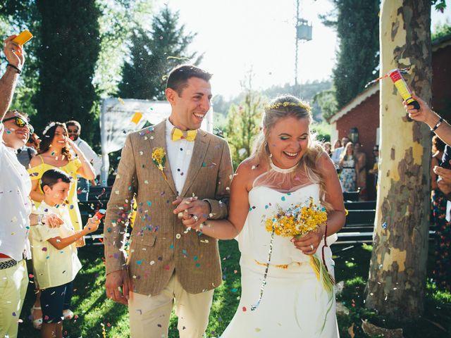La boda de Álvaro y Eva en Sepulveda, Segovia 49