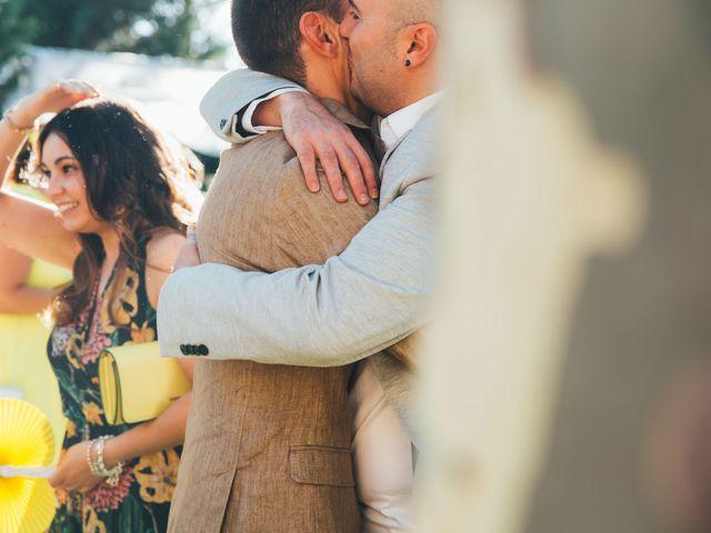La boda de Álvaro y Eva en Sepulveda, Segovia 52