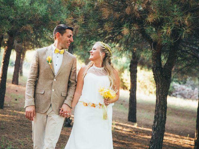 La boda de Álvaro y Eva en Sepulveda, Segovia 53