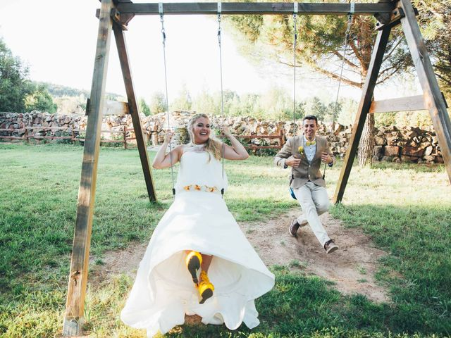La boda de Álvaro y Eva en Sepulveda, Segovia 58
