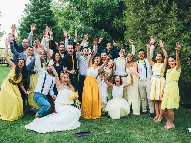 La boda de Álvaro y Eva en Sepulveda, Segovia 65