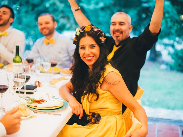 La boda de Álvaro y Eva en Sepulveda, Segovia 70