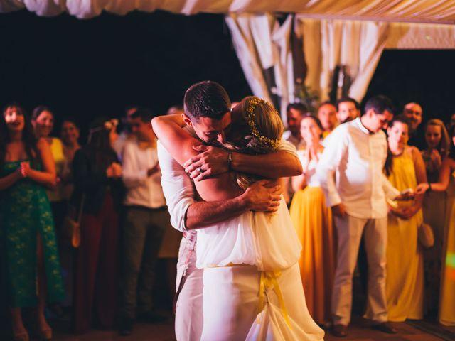 La boda de Álvaro y Eva en Sepulveda, Segovia 74