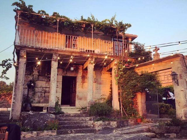 La boda de Iker  y Marta   en Albeiros, Orense 3