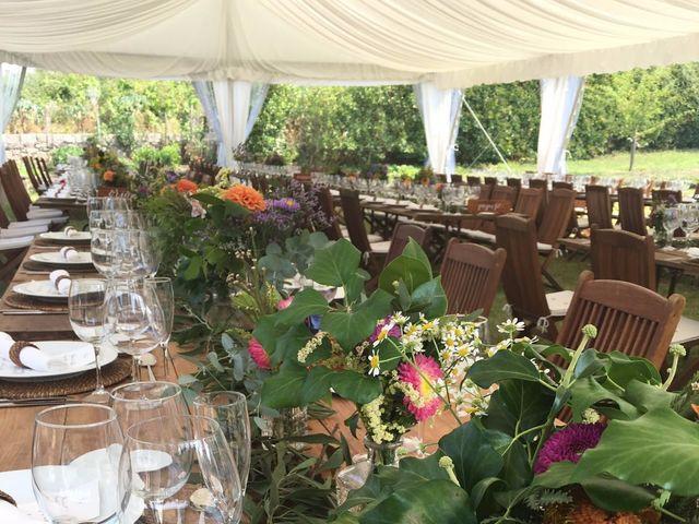 La boda de Iker  y Marta   en Albeiros, Orense 5