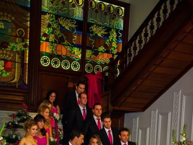 La boda de Adrián y Natalia en Santander, Cantabria 4