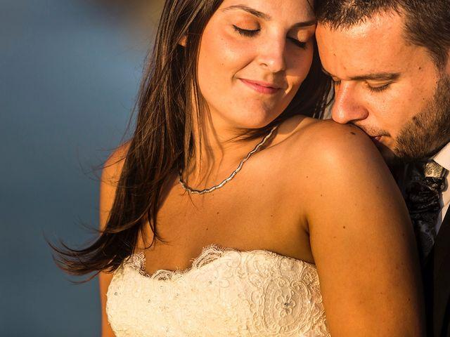 La boda de Judith y Aitor