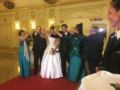 La boda de Francisco José y María en Lucena, Córdoba 1
