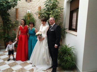 La boda de Francisco José y María en Lucena, Córdoba 7