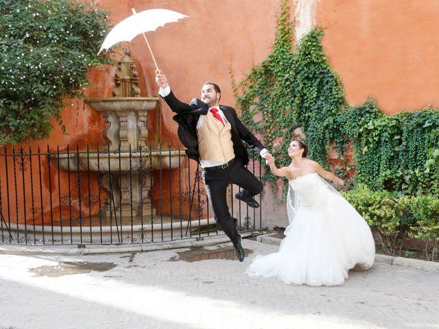 La boda de MªDolores y Rubén