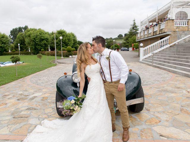 La boda de Bárbara y Alberto