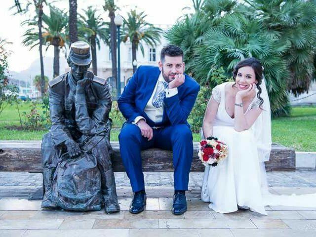 La boda de Fernando y Mari Carmen en Cartagena, Murcia 12