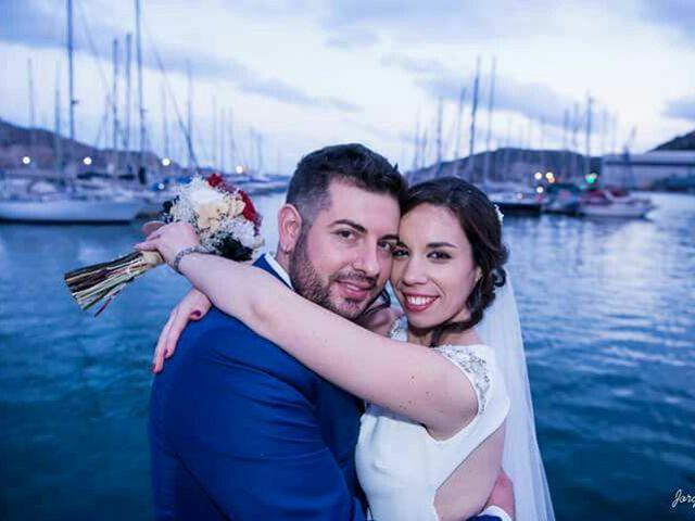 La boda de Fernando y Mari Carmen en Cartagena, Murcia 13