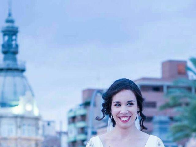 La boda de Fernando y Mari Carmen en Cartagena, Murcia 14