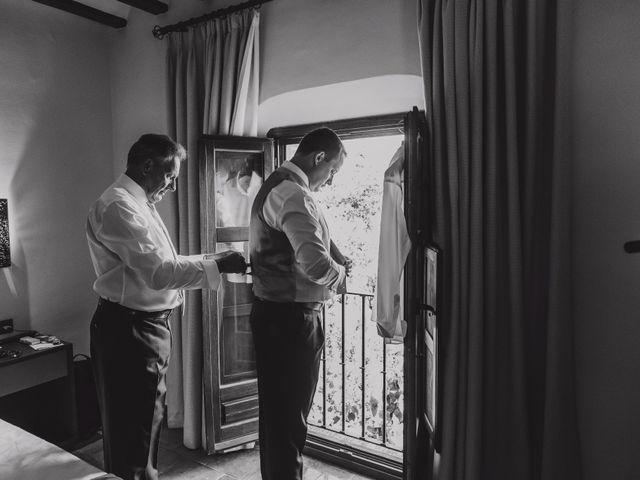 La boda de Craig y Rocio en Chinchon, Madrid 10