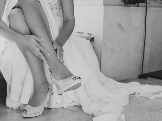 La boda de Craig y Rocio en Chinchon, Madrid 18