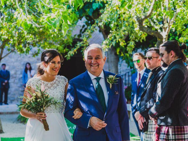 La boda de Craig y Rocio en Chinchon, Madrid 23