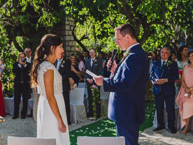 La boda de Craig y Rocio en Chinchon, Madrid 26