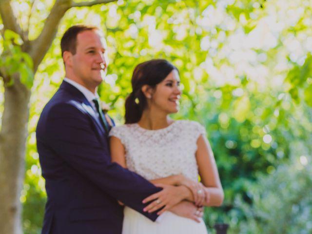 La boda de Craig y Rocio en Chinchon, Madrid 30