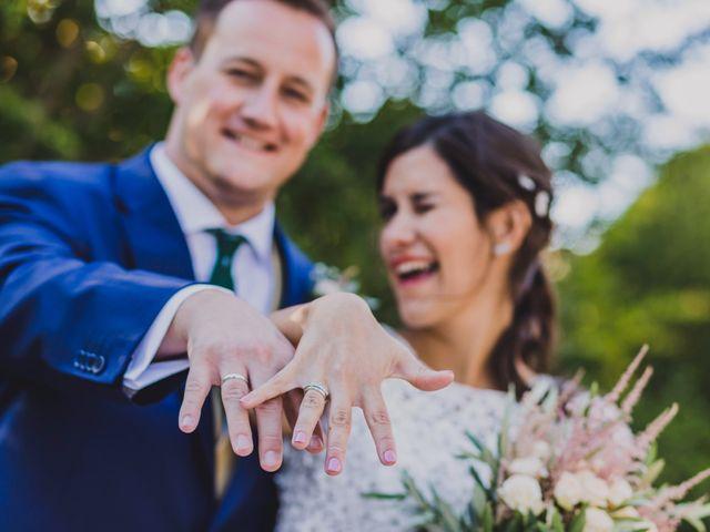 La boda de Craig y Rocio en Chinchon, Madrid 32