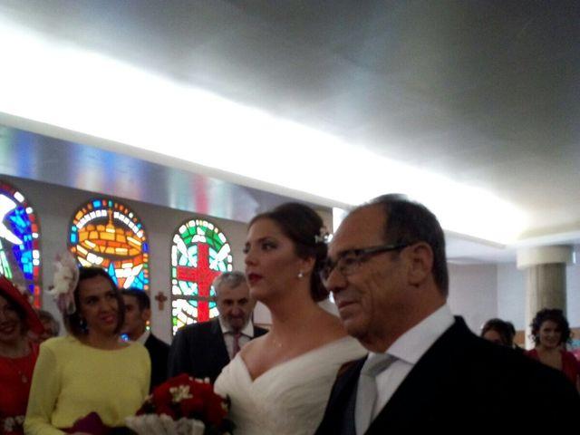 La boda de Manuel y Amparo en Jaén, Jaén 1