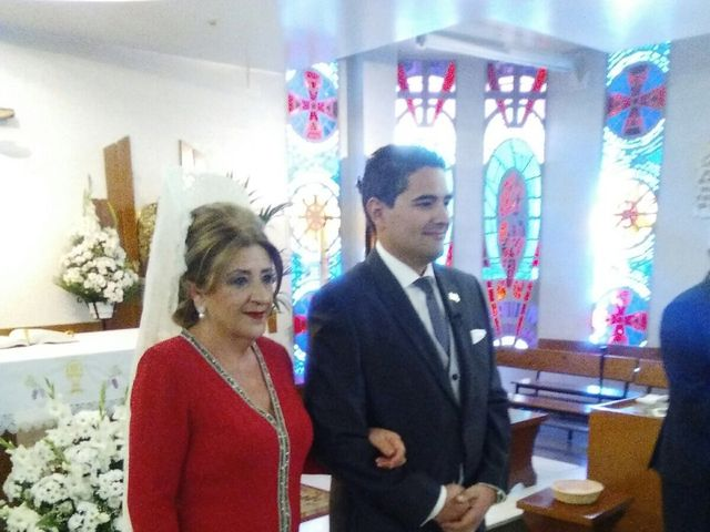 La boda de Manuel y Amparo en Jaén, Jaén 2