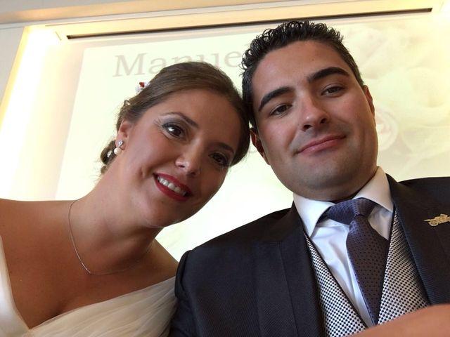 La boda de Amparo y Manuel