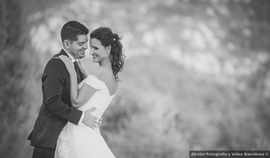 La boda de Andre y Anna en El Bruc, Barcelona