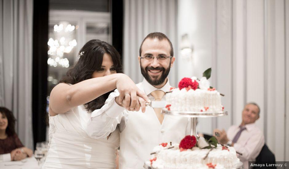 La boda de David y Ana en Madrid, Madrid