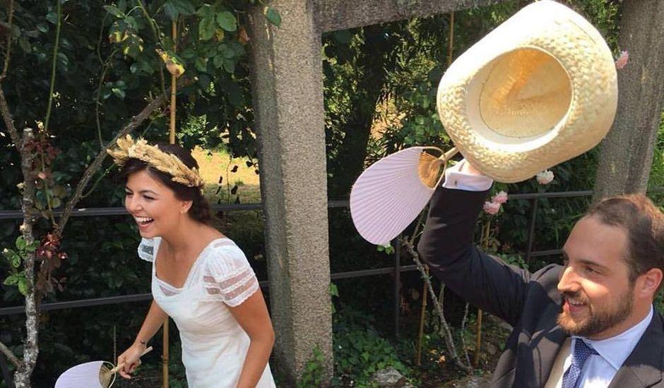 La boda de Iker  y Marta   en Albeiros, Orense