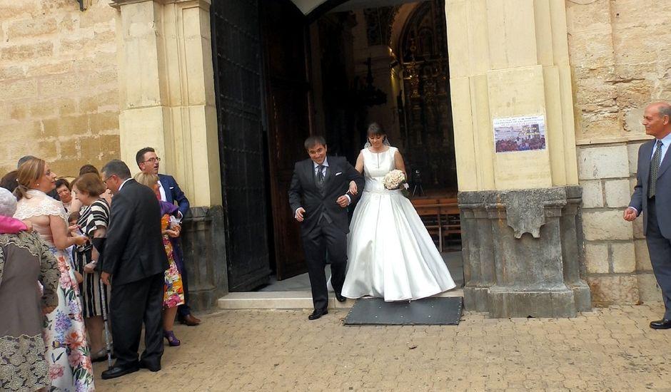 La boda de Francisco José y María en Lucena, Córdoba