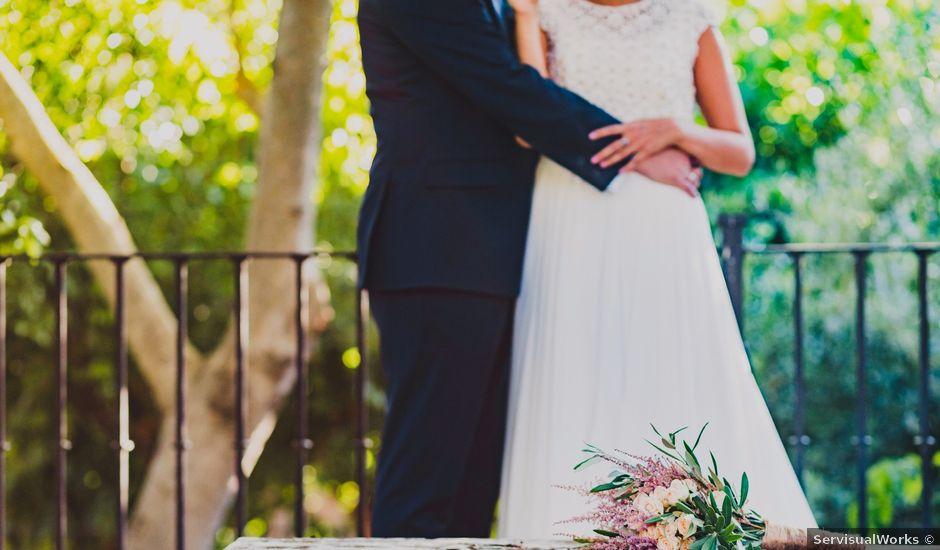 La boda de Craig y Rocio en Chinchon, Madrid