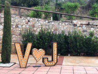 La boda de Javi  y Vane 2