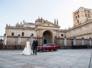La boda de Ines y Raúl