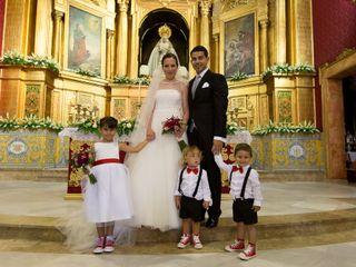 La boda de Ara  y Ángel 1