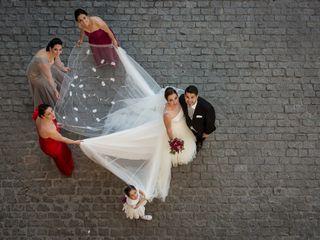 La boda de Ara  y Ángel