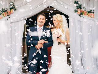 La boda de Carolina y Arek