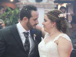 La boda de Francisco javier y Maria