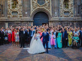 La boda de Sandra  y José Luis