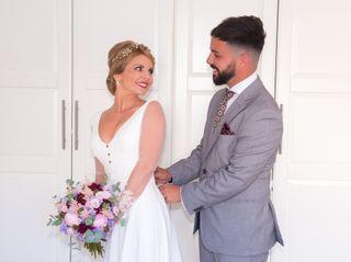 La boda de Carmen y Raúl 3