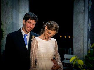 La boda de Triana y Guille