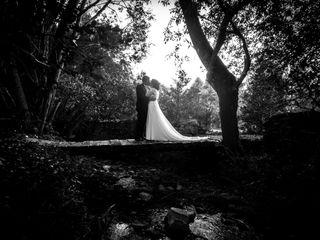 La boda de Arabela y Raúl