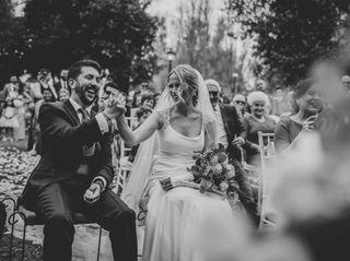 La boda de Urszula y Alexis