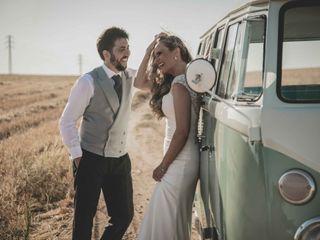 La boda de Urszula y Alexis 1
