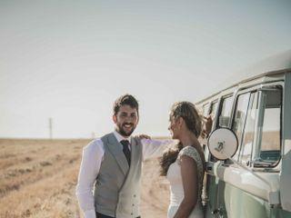 La boda de Urszula y Alexis 2