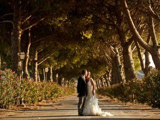 La boda de Rebeca y Luís